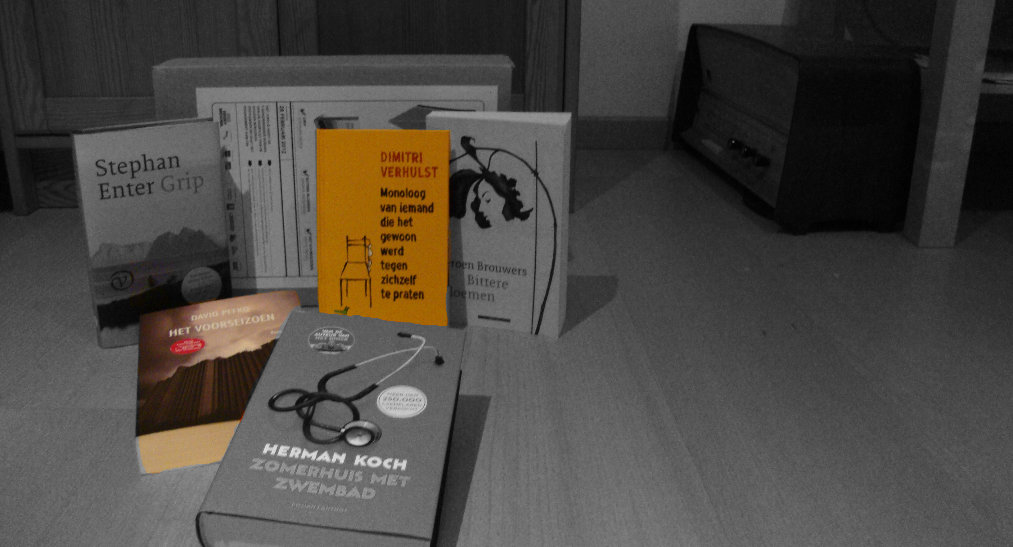Gouden Boekenuil