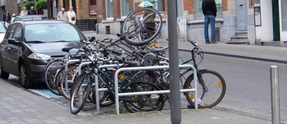 Dankzij stadspoorten met vlotte transfermogelijkheden naar Leuven autovrij!
