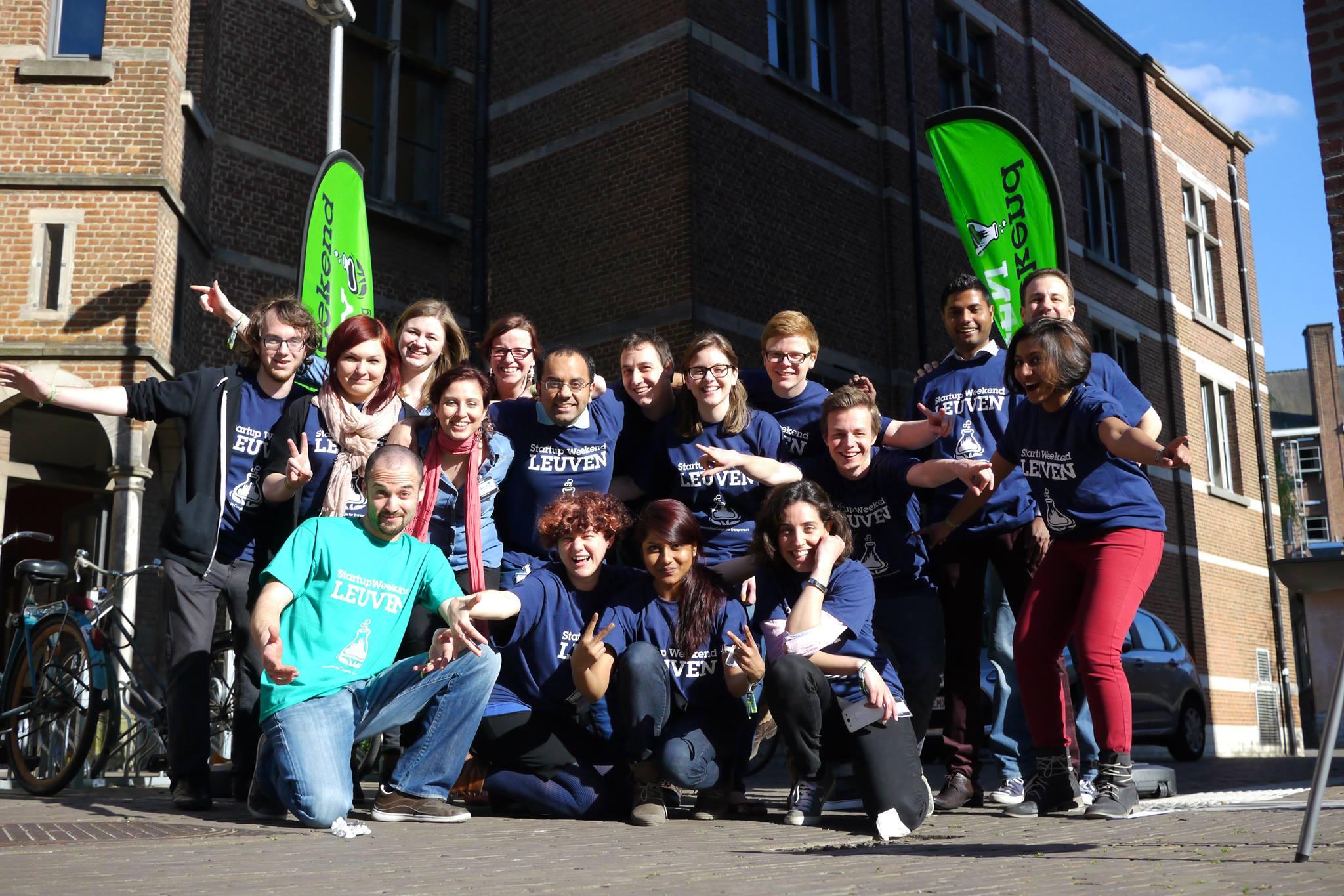 Startup Weekend Leuven: recap