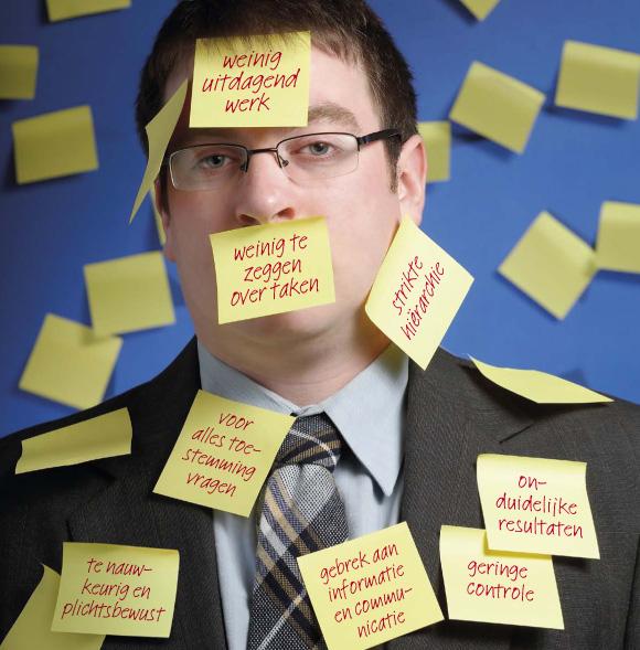 Eén idee per dag #2: iedereen ambtenaar