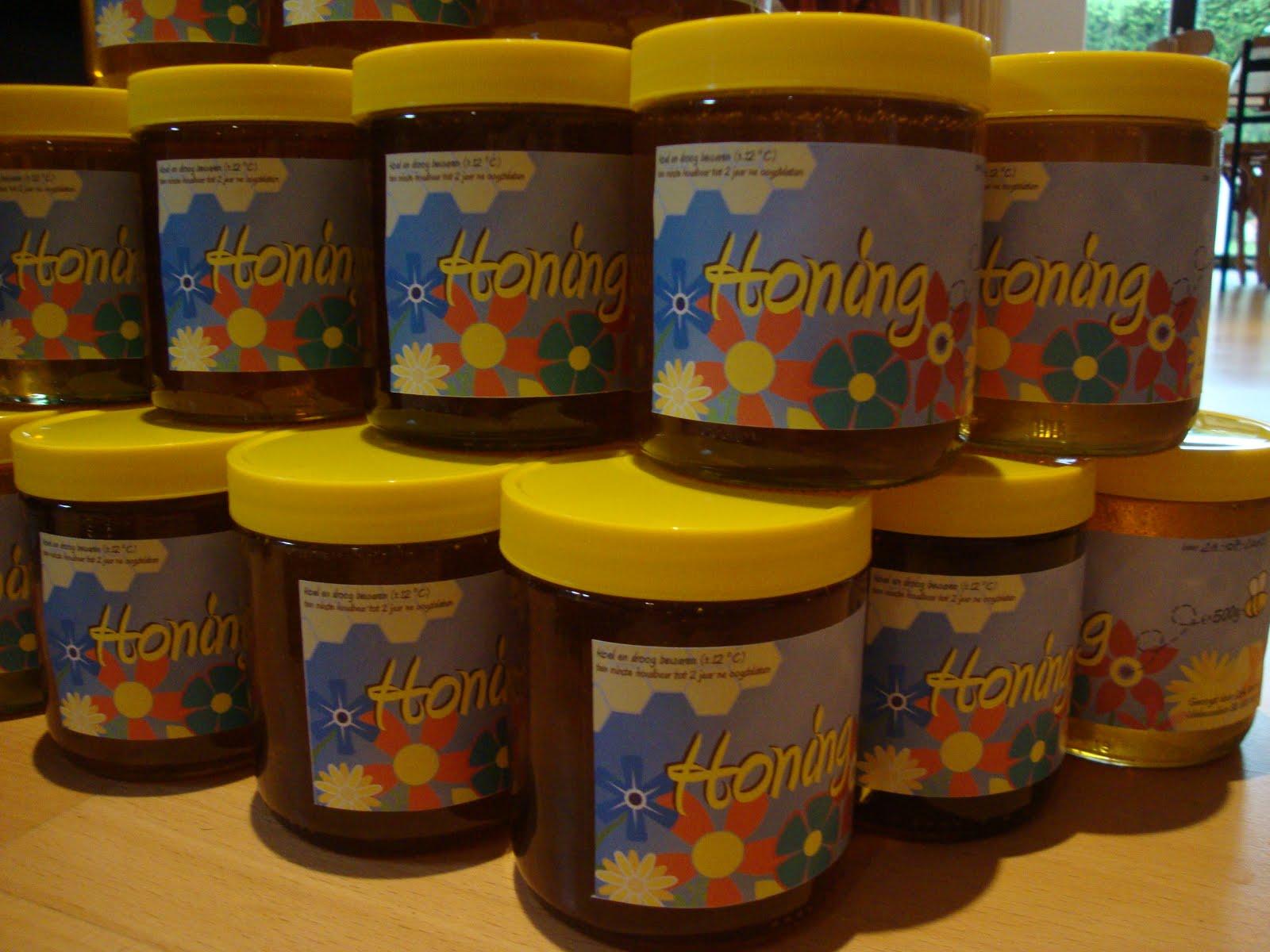 Honing van de imker verkrijgbaar