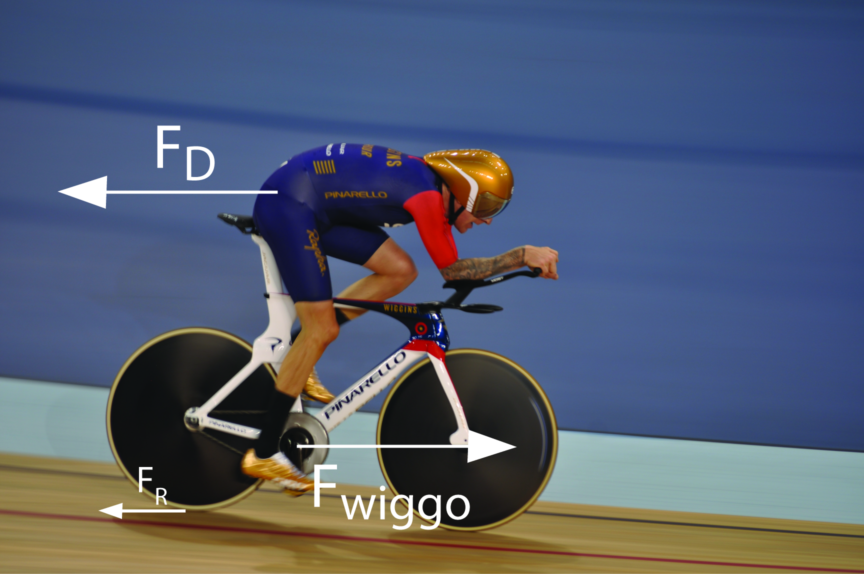 Wiggins breaks Boardman's UCI hour record on BMC velodrome (almost)