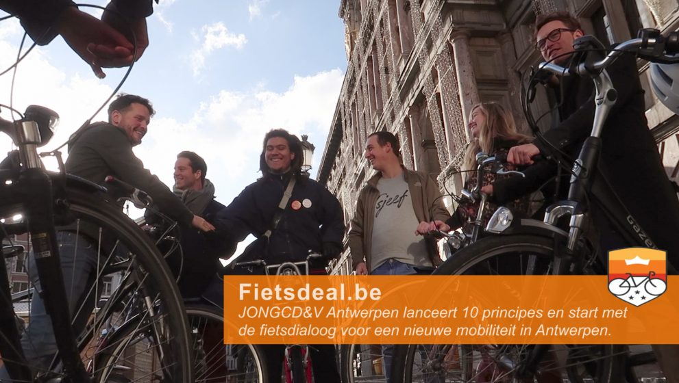 Een fietsdeal voor Antwerpen